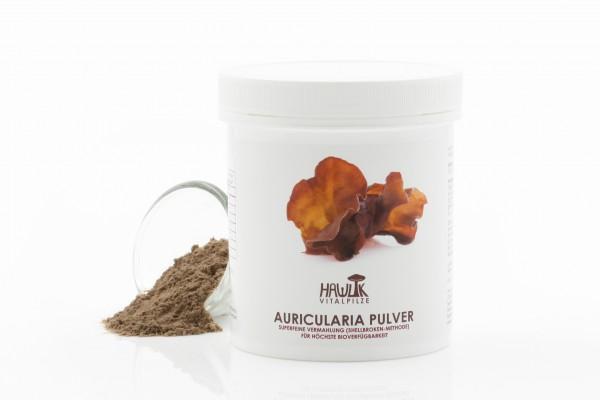 Auricularia Pulver von HAWLIK® 100 g