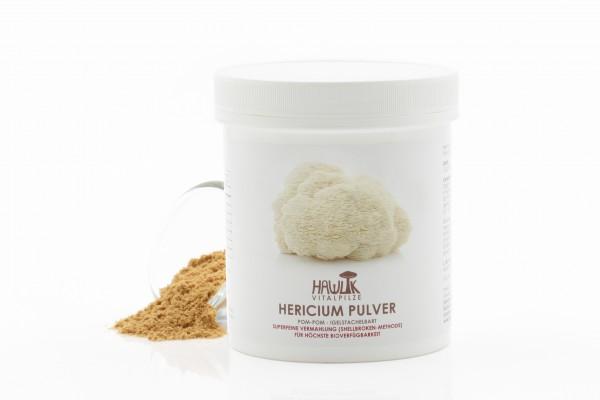 Hericium Pulver lose 100 g HAWLIK®