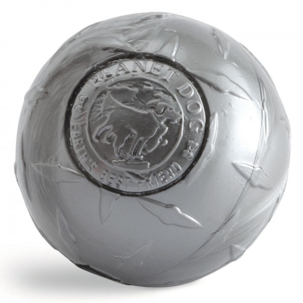 SALE 30% * Orbee-Tuff® Diamond Plate Ball silber Größe L
