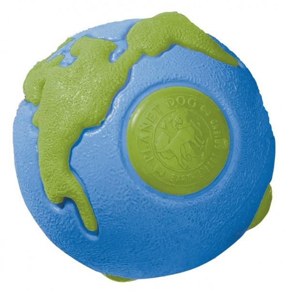 SALE 30% * Orbee Tuff® Orbee Ball® Weltkugel grün/blau Größe